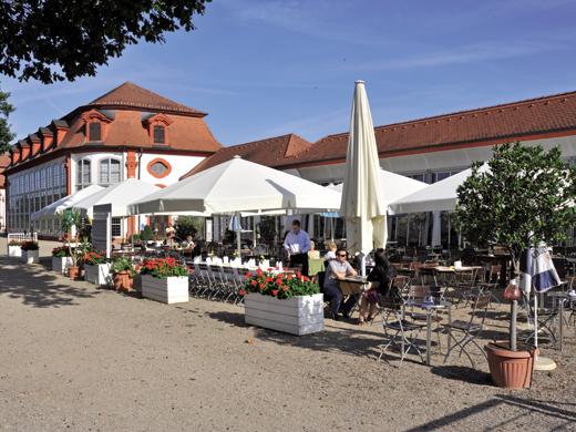 Restaurant Cafe Seehof Bamberg